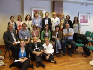 Members of Spiritual Care Task Force present in Trondheim