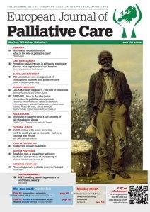 European Journal of Palliative Care