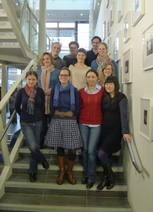 PhD students of the EURO IMPACT project