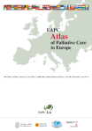 The 'European Atlas of Palliative Care' was first published in 2007