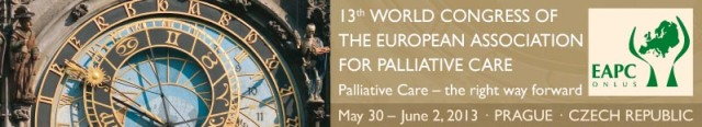13th EAPC World Congress