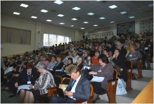 Twentieth anniversary conference, Kemerovo, Siberia