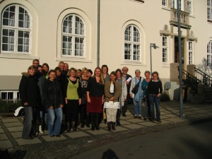 Danish Palliative Care Research Network: taking a break from an annual meeting