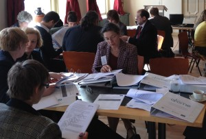 Reviewing legislation as part of the ATOME project was the focus of a workshop held in Utrecht