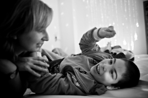 In Romania, HOSPICE Casa Sperantei will be running special workshops with children in Bucharest and Brasov to mark World Hospice and Palliative Care Day.  Photograph:  © HOSPICE Casa Sperantei
