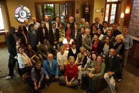 Emerging leaders of palliative care: members of the second cohort of the Leadership Development Initiative in Ohio last week