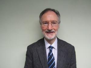 Dr David Oliver, EAPC Board member