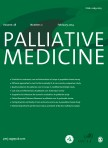 Read the full article, selected as 'Editor's choice', in Palliative Medicine