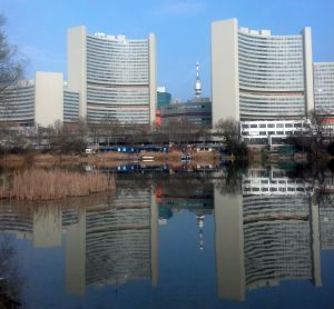 United Nations buildings, Vienna