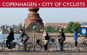 Copenhagen: one of the world's top cycling cities