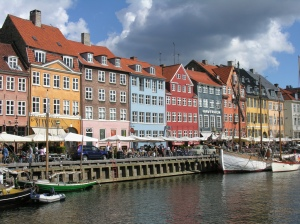 Nyhavn, the historic waterfront district. (Photo: Jodi Crisp)