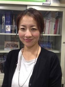 Dr Tomoyo Sasahara