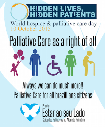 world hospice and palliative care day 2015 a campaign for life