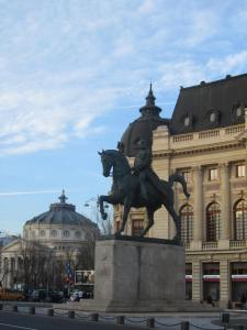 Bucharest was the city chosen for the spring meeting of the EAPC Board of Directors