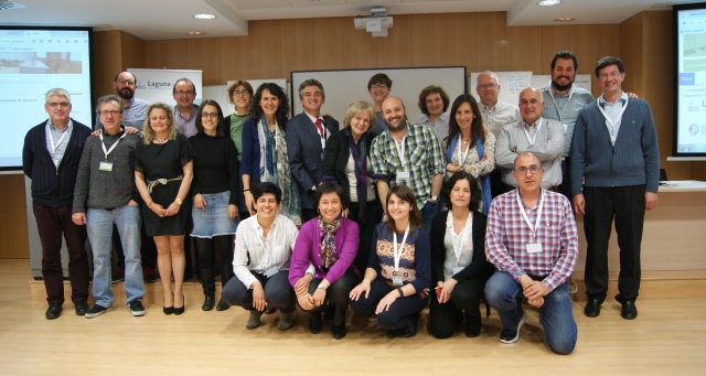 Promoting advanced training for palliative care educators in Spain: Participants and tutors at the course organised by the Institute for Culture and Society at the University of Navarra and the Vianorte-Laguna Foundation, Madrid