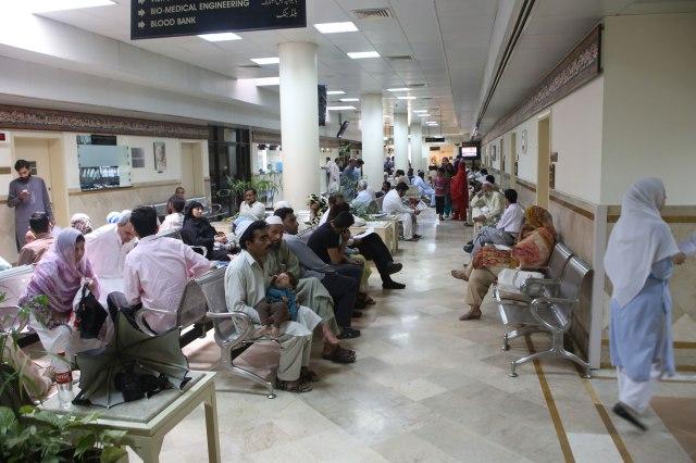 Shaukat Khanum Memorial Cancer Hospital & Research Centre, Lahore, Pakistan