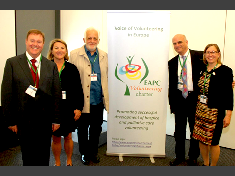EAPC Madrid Charter on Volunteering in Hospice and Palliative Care